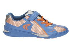Clarks Boys Trainers - Blue multi - 1483/25E AWARD LEAP JNR
