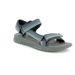 Clarks Sandals - Grey - 3279/67G BALTA REEF