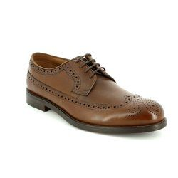Clarks Brogues - Tan - 1936/87G COLING LIMIT