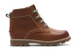Clarks 1st Shoes & Prewalkers - Tan Leather - 3844/26F COMET ROCK
