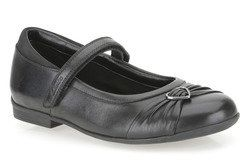 Clarks Girls Shoes - Black - 5360/36F DOLLY HEART