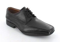 Clarks Smart Shoes - Black - 5265/17G FRANCIS AIR