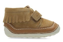 Clarks Girls 1st Shoes & Prewalkers - Tan - 2978/77G LITTLE AKLARK
