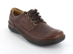 Clarks Shoes - Brown - 3900/57G NATURE THREE