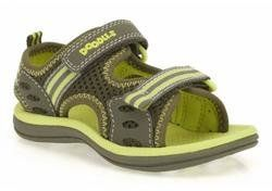 Clarks Sandals - Green - 5798/86F PIRANHA BOY