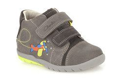 Clarks 1st Shoes & Prewalkers - Grey - 0119/46F SOFTLY FLY FST