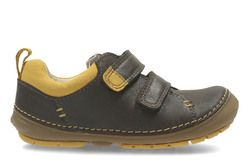 Clarks Boys 1st Shoes & Prewalkers - Brown - 2736/67G SOFTLY TOBY FS