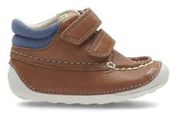 Clarks Boys 1st Shoes & Prewalkers - Tan - 2978/87G TINY TUKTU