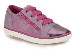 Clarks Girls Trainers - Pink multi - 5742/16F ZORA ZIPPY