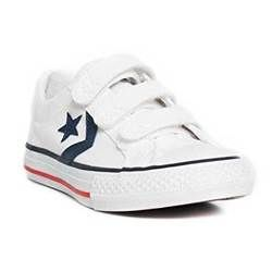 Converse Girls Trainers & Canvas - White multi - 315660/194 Star Player 3V OX