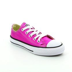 Converse Boys Trainers - Purple - 355561C/522 Chuck Taylor All Star OX Classic