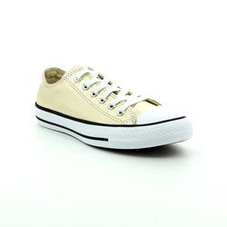 Converse Trainers - Gold - 153181C Chuck Taylor All Star OX Light Gold