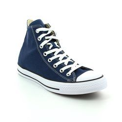Converse Trainers - Navy - M9622C All Star HI Top Navy