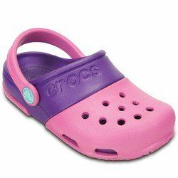 Crocs Girls Sandals - Pink multi - 15608/6CP ELECTRO 51