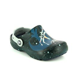 Crocs Sandals - Navy multi - 204115/410 FUNLAB STARWAR