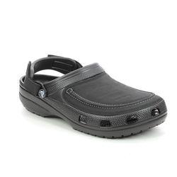 Crocs Sandals - Black - 207142/001 YUKON  VISTA 2