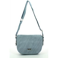 David Jones Handbags - Blue - 5545/27 5545-2  FABRIC
