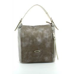 David Jones Handbags - Taupe - 5517/15 5517-1 SLOUCHY