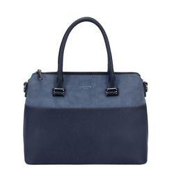 David Jones Handbags - Navy - 5909/70 TAVERNY CLASSIC