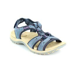 Earth Spirit Sandals - Navy - 21049/70 COLUMBIA