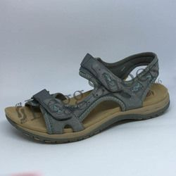Earth Spirit Walking Sandals - Grey multi - 28091/00 FRISCO