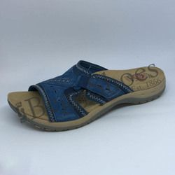 Earth Spirit Sandals - Blue - 28086/70 LAKEWOOD
