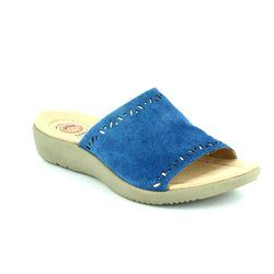 Earth Spirit Sandals - Blue - 24140/70 POMONA