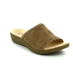 Earth Spirit Sandals - Brown - 24141/20 POMONA