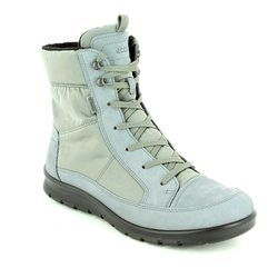 ECCO Boots - Short - Grey - 215553/02244 BABETT BOOT GORE-TEX