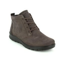 ECCO Boots - Ankle - Dark taupe - 215583/02576 BABETT BOOT GORE-TEX