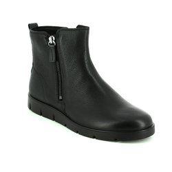 ECCO Boots - Ankle - Black - 282013/01001 BELLA