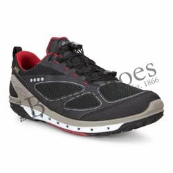 ECCO Trainers - Black multi - 820704/51369 BIOM VENTURE MENS GORE TEX SURROUND