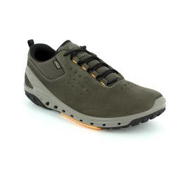 ECCO Casual Shoes - Taupe - 820724/55894 BIOM VENTURE MENS GORE-TEX
