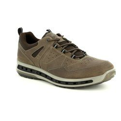 ECCO Casual Shoes - Brown nubuck - 833204/02192 COOL WALK GORE-TEX SURROUND
