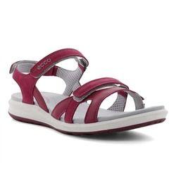 ECCO Walking Sandals - Fuchsia - 821833/51731 CRUISE II