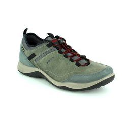 ECCO Casual Shoes - Grey - 839014/57486 ESPINHO GORE-TEX