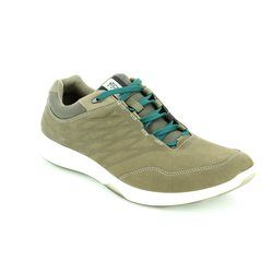 ECCO Casual Shoes - Khaki - 870004/02543 EXCEED YAK
