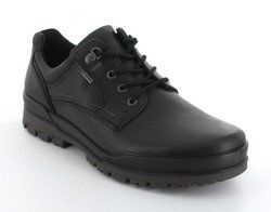 ECCO Smart Shoes - Black waxy - 522004/53859 FIELD GORE-TEX