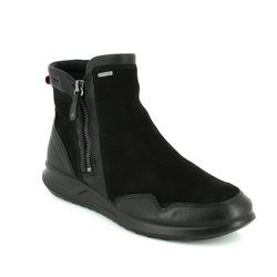 ECCO Boots - Ankle - Black - GENNA BOOT GOR 283643/51707