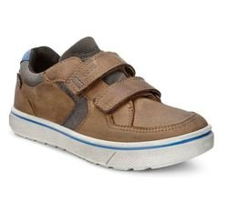 ECCO Boys Shoes - Brown multi - 736002/02034 GLYDER GORE-TEX