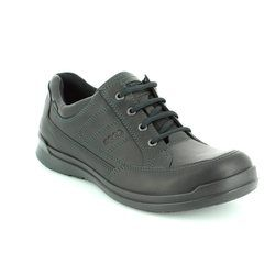 ECCO Casual Shoes - Black - 524544/01001 HOWELL GORE-TEX