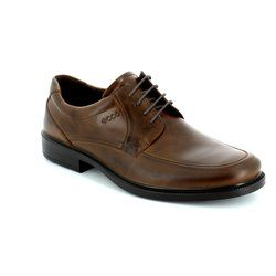 ECCO Casual Shoes - Brown - 610604/01482 INGLE CURVED