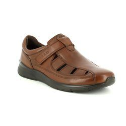 ECCO Sandals - Brown - 511534/01053 IRVIN FISHER