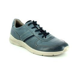 ECCO Casual Shoes - Navy - 511564/02038 IRVING
