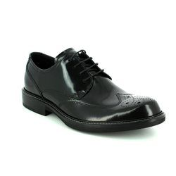 ECCO Brogues - Black - 512014/11001 KENTON