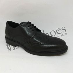 ECCO Brogues - Black - 622164/01001 LISBON