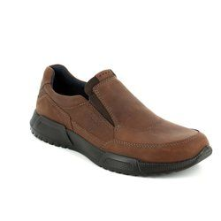 ECCO Casual Shoes - Tan - 531354/02053 LUCA