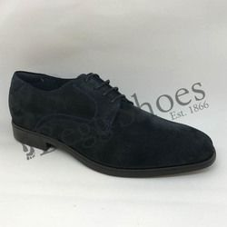 ECCO Smart Shoes - Navy suede - 621634/05058 MELBOURNE