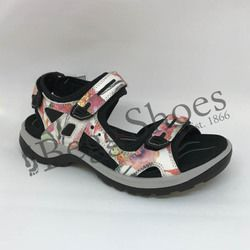 ECCO Walking Sandals - Floral - 069563/51032 OFFROAD