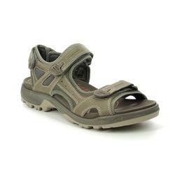 ECCO Sandals - Sage green - 069564/02023 OFFROAD MENS 91